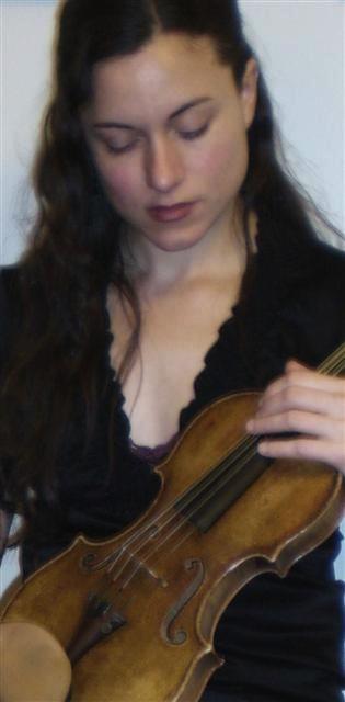Mary Theodore violin