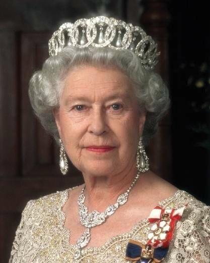 Elisabeth 2 England