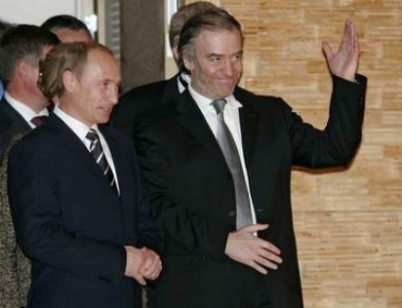 Valery Gergiev and Putin