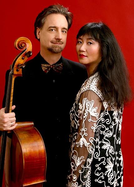 Wu Han and David Finckel BIG