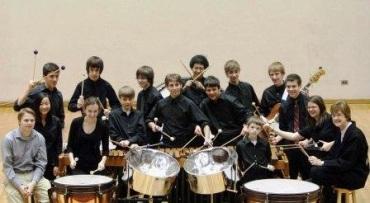 WYSO Percussion Ensemble 2012