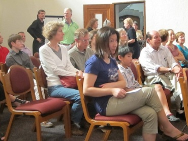 BATC 3 audience