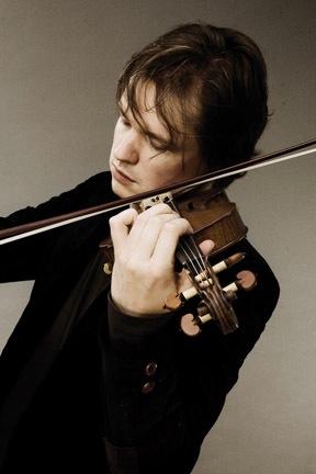 Henning Kraggerud playing