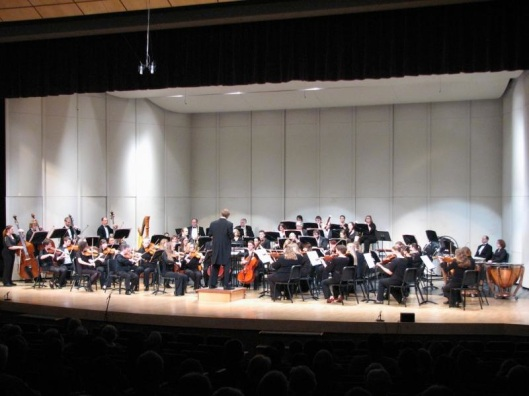 Middleton Community Orchestra by William Ballhorn
