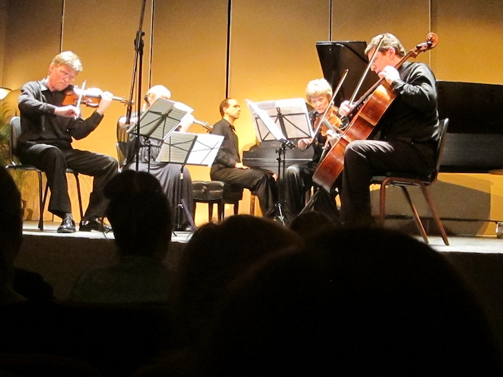 PAQ and Christopher Taylor Bolcom Piano Quintet 2