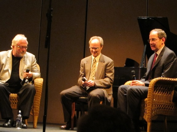 William Bolcom, Todd Welbourne, Anthony Tommasini