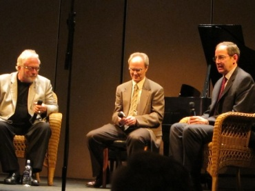 William Bolcom, Todd Welbourne, Anthony Tommasini