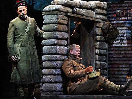 """Kevin Puts """"Silent Night"""" Michal Daniel for Minnesorta Opera"""