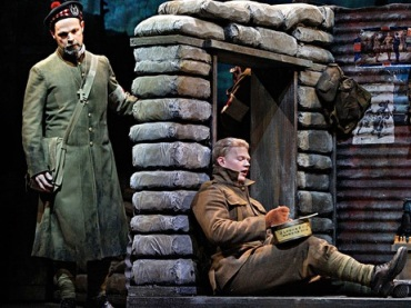 "Kevin Puts ""Silent Night"" Michal Daniel for Minnesorta Opera"