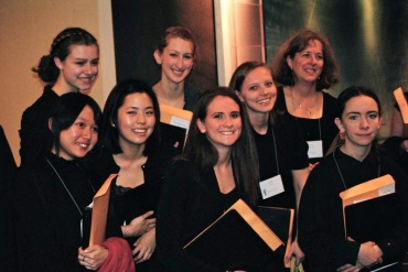 uw women's choir