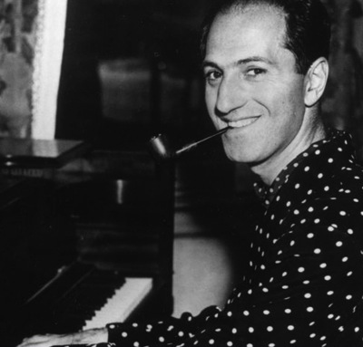 gershwin with pipe