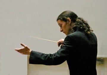 Mikko Utevsky conducts MAYCO Steve Rankin
