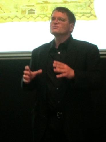 MEMF 2012 J. Michael Allsen