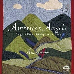 MEMF Anonymous 4 American Angels CD