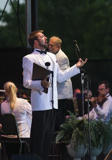 Opera in Park 2012  Matt Boehler by James Gill
