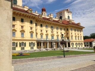 WYSO Tour Esterhazy Palace FRASER