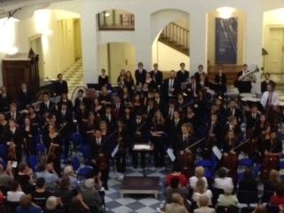 WYSO Tour Prague final audience