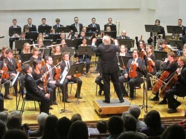 UW Symphony Orchestra 9-2012