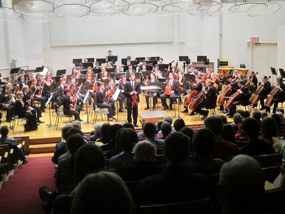 UW Chamber Orchestra entire