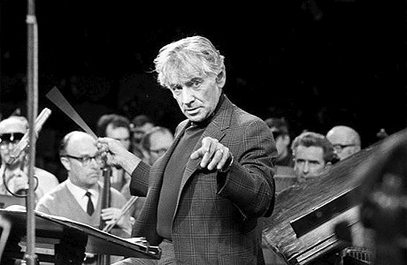leonard bernstein conducting - photo #21