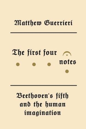 The First Four Notes cover