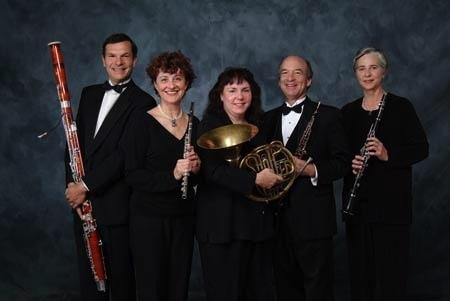 Wingra Woodwind Quintet 2012
