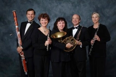 Wingra Woodwind Quintet 2012