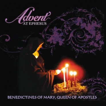 Advent At Ephesus CD cover