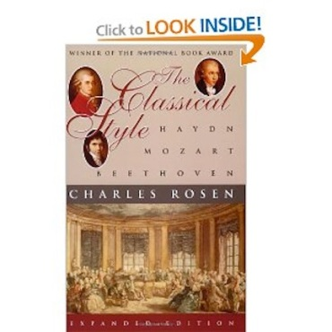 charles rosen the classical style What charles rosen's celebrated book the classical style did for music of the classical period, the romantic generation brilliantly does for the romantic era an exhilarating exploration of the musical language, forms, and styles of the romantic period, it captures the spirit that enlivened a generation of composers and.