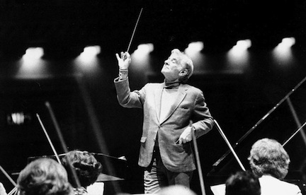 leonard bernstein conducting - photo #23