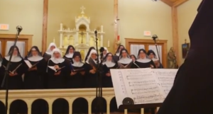 nuns singing ephsus