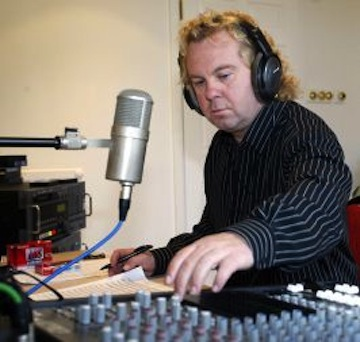 Tim Handley SOUND ENGINEER