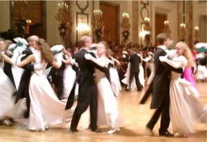 Waltzing in Vienna 1