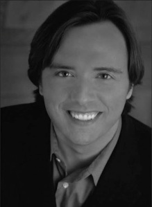 Acis played by Daniel Shirley