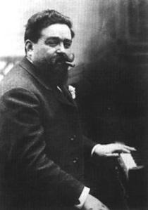 Isaac Albéniz 1901