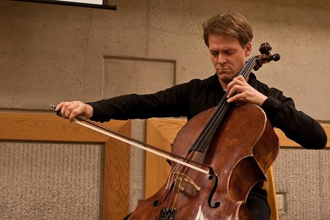Alban Gerhardt playing 2