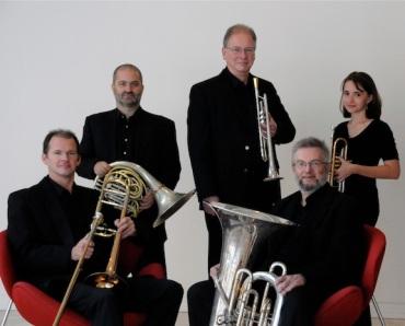 Wisconsin Brass Quintet 2013