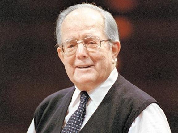 Conductor Wolfgang Sawallisch obit