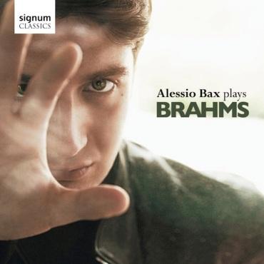 Alessio Bax Brahms CD