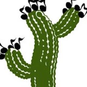 Arizona Musicfest cactus