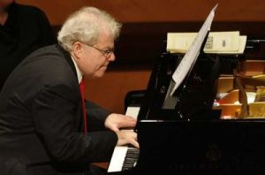 Emanuel Ax playing LA Times