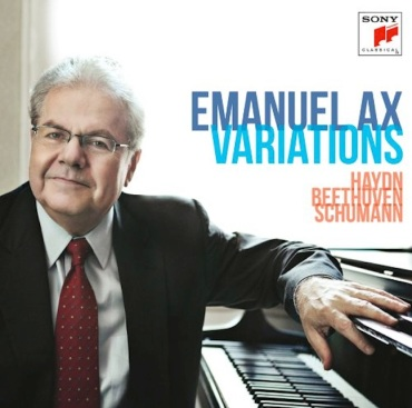 Emanuel Ax Variations CD
