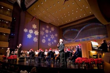 MSO Christmas Hall by Greg Anderson