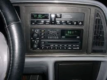 radio dashboard