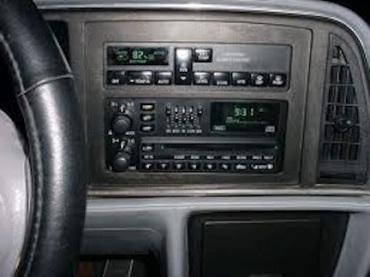 radio dashboard