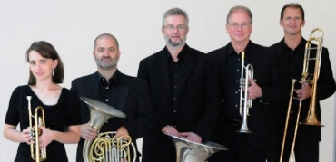 Wisconsin Brass Quintet Cr Katrin Talbot