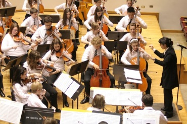 WYSO Concert Orchetsra by Krystal Stankowski