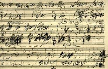 Beethoven Ms. Cello Sonata Op. 69