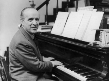 nino rota at piano