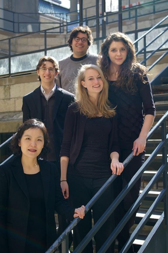 Perlman Trio plus 2013